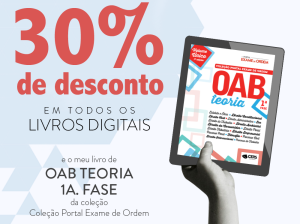 Livros digitais com 30% de desconto