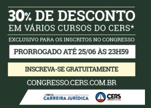 Promoção prorrogada: 30% de desconto em vários cursos