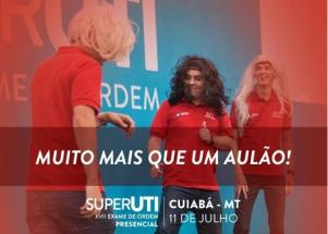 Super UTI Cuiabá: eu vou!