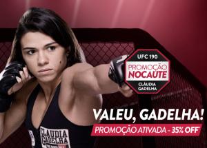 Promoção Nocaute VALENDO!