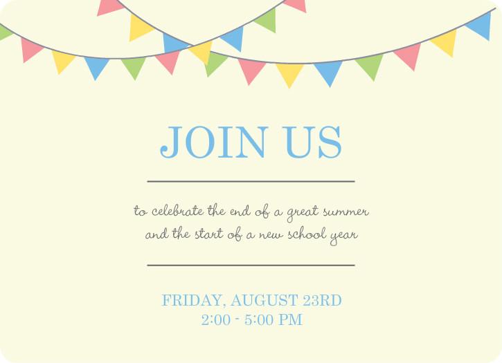 Graduation Invitation Sample as nice invitations template