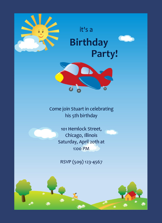 Boys birthday party invitations templates vaydileforic boys birthday party invitations templates filmwisefo