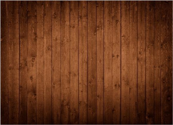 Rustic Wood Graduation Announcement