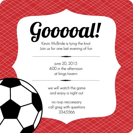 soccer invite template free vatoz atozdevelopment co
