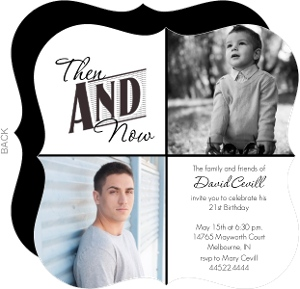 21st Birthday Party Invitations For Boys Download