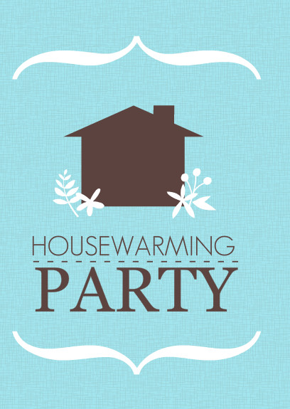 Sample Housewarming Invitations | Futureclim.Info