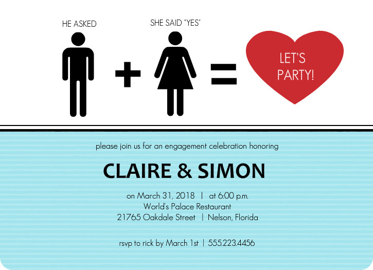 Engagement Party Quotes Images Reverse Search – Cute Engagement Party Invitation Wording