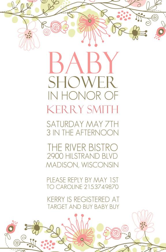 Purple Bridal Shower Invites is best invitation sample