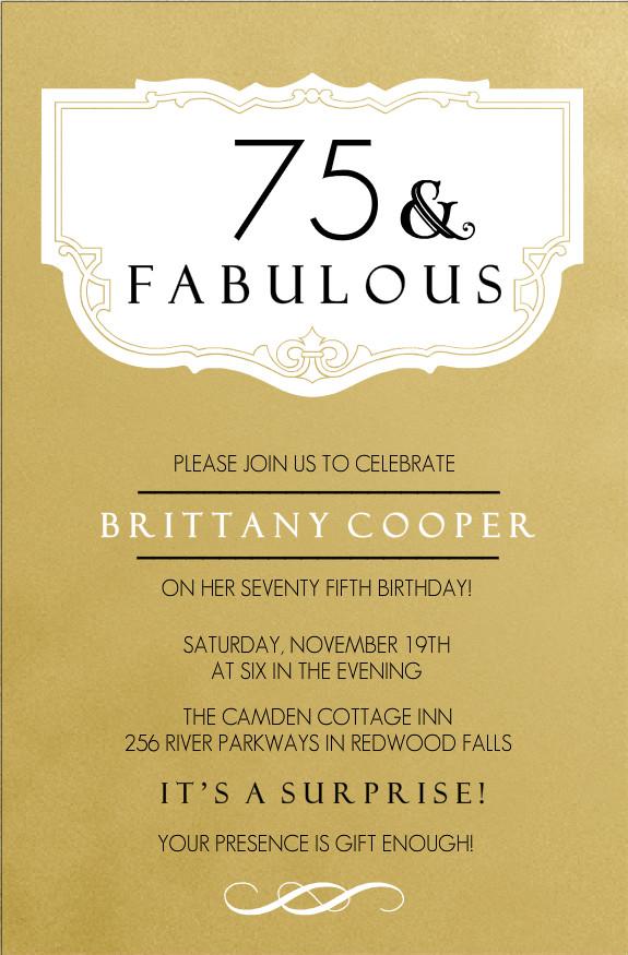 Surprise Bday Invitation was best invitation ideas