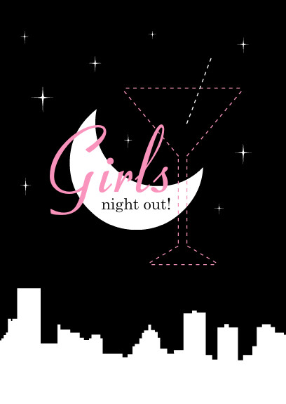 Girls Night Out Invitation is awesome invitation template