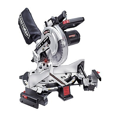 "The Craftsman MiterMate 10"" miter saw"
