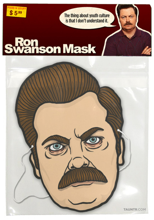 Ronswanson-mask-package
