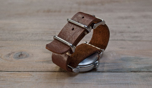how to make a watch strap