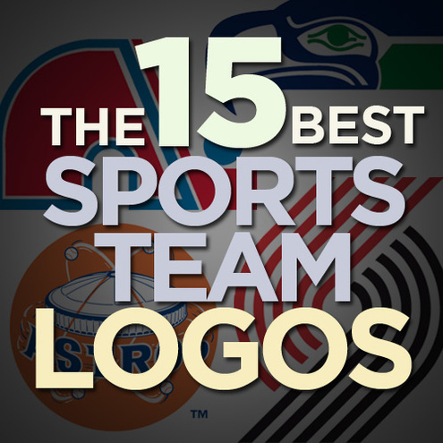 The 15 Best Sports Logos of All Time | Man Made DIY | Crafts for ...