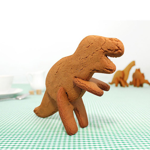 Dino-cookie-cutter