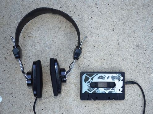 How To Make A Diy Cassette Tape Mp3 Player Man Made Diy