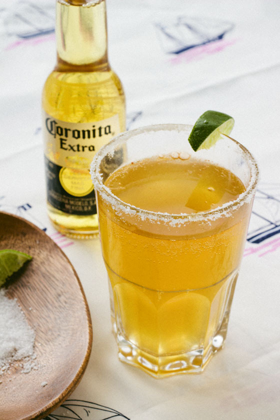 The Perfect Michelada