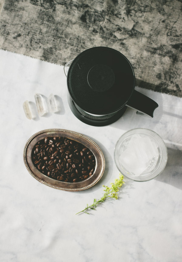 How To Make The Best Cold-Brew Coffee