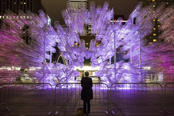 Forever Bicycles by Ai Weiwei