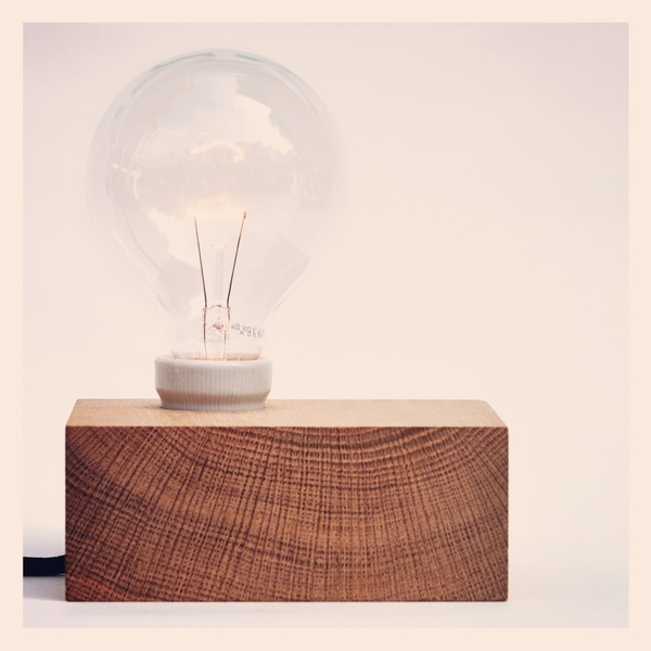 Diy Idea Make A Minimal Wooden Lamp Man Made Diy