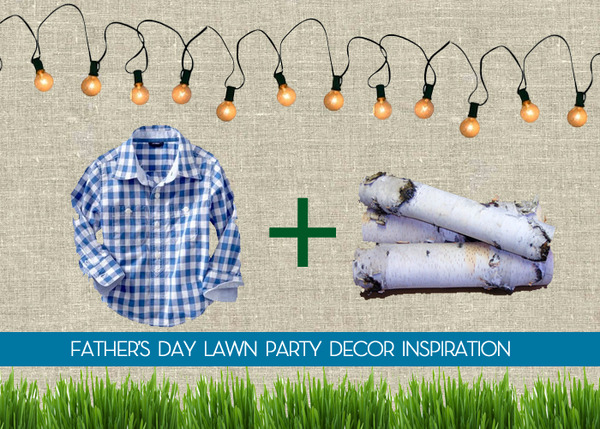 father's day party decor inspiration