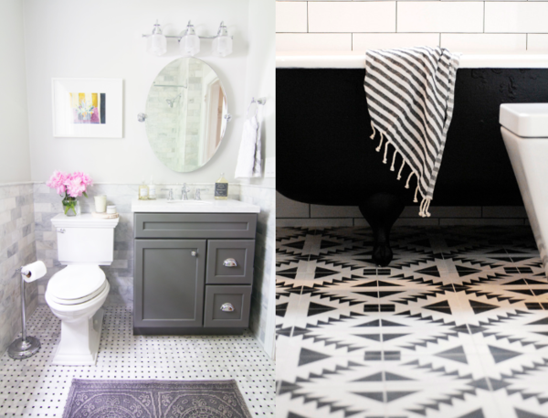 Lowes makeovers on Curbly