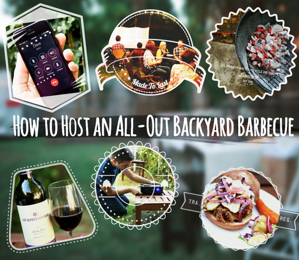 How to Host an All-Out Backyard Barbecue - Part 1