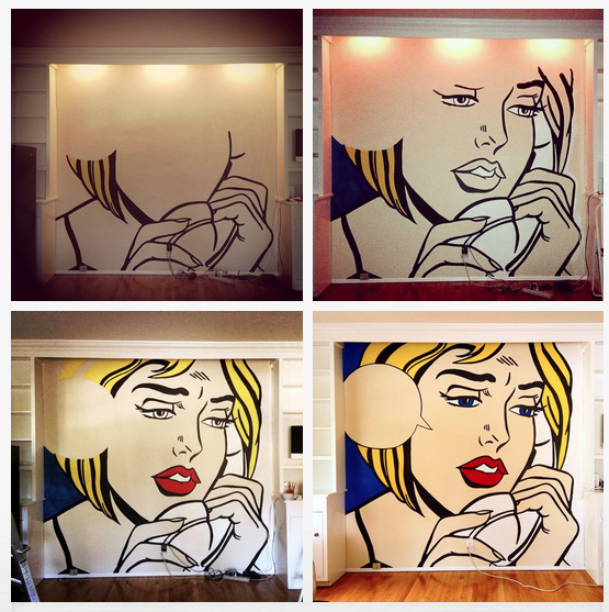 How To Diy Large Scale Pop Wall Art Man Made Diy