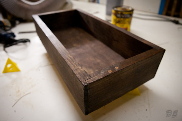 Small Stained Box