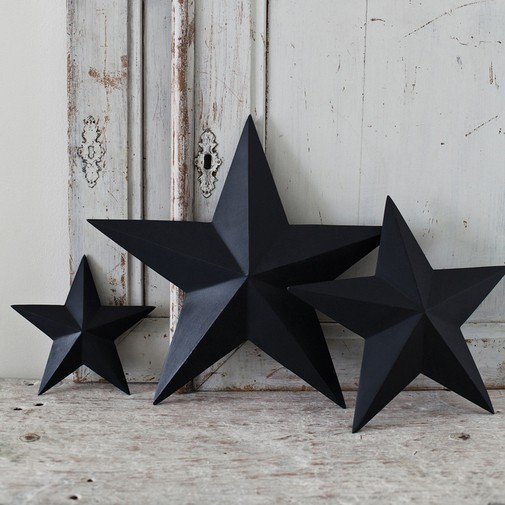 Diy holiday idea easy 3d stars man made diy crafts for How to make 3d paper stars easy