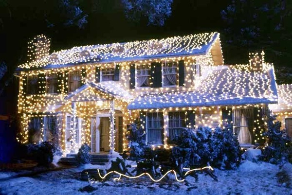 National Lampoons Christmas Lights