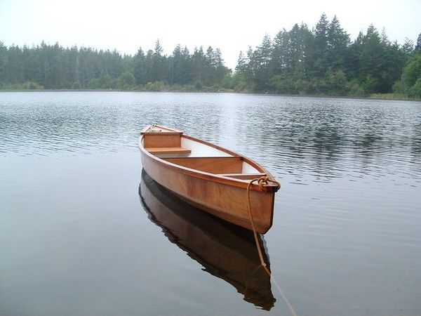 How to Build a Canoe in 72 Hours