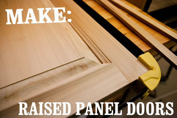 Raised Panel Doors