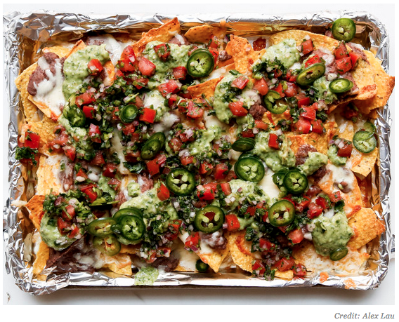 5 Amazing Nacho Recipes You Should Totally Make This Weekend