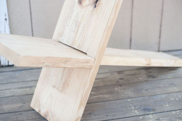 how to make a wooden chair more comfortable