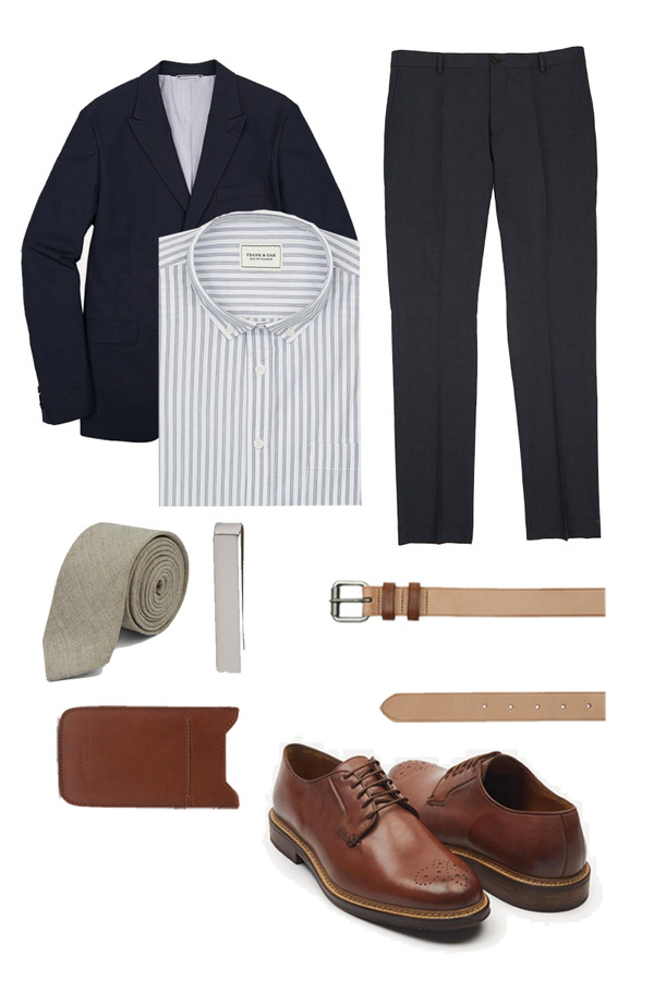 formal attire outfit