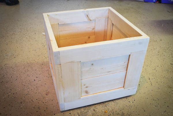 Finished Crate