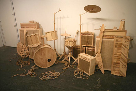 Wooden Band