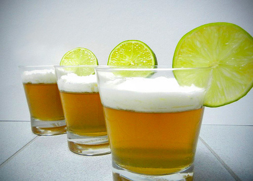 Beer-jello