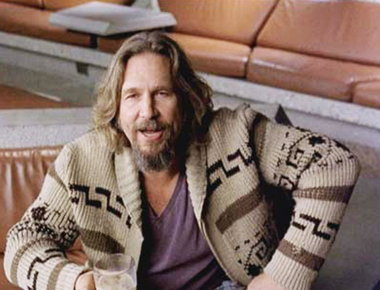 The Dude's Sweater