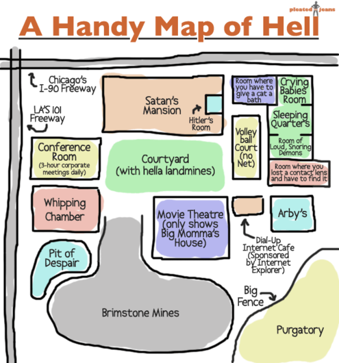Map-of-hell