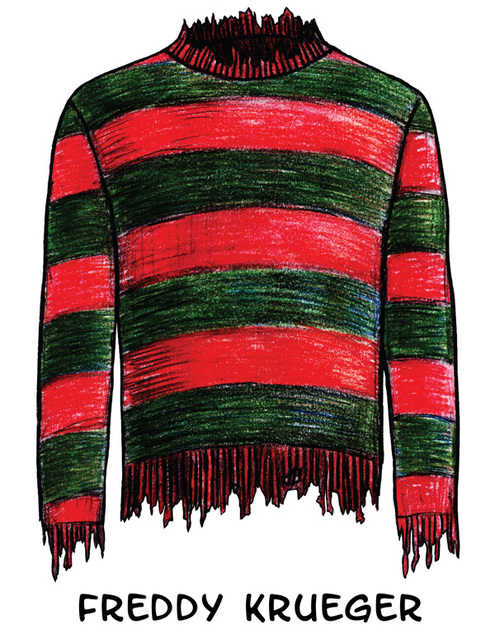 Freddy-krueger-striped-sweater