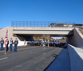 McCord Road Ribbon Cutting
