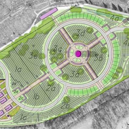 Forest Cemetery Master Plan