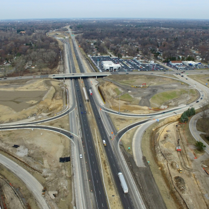 I-475 / US 23 Interchange