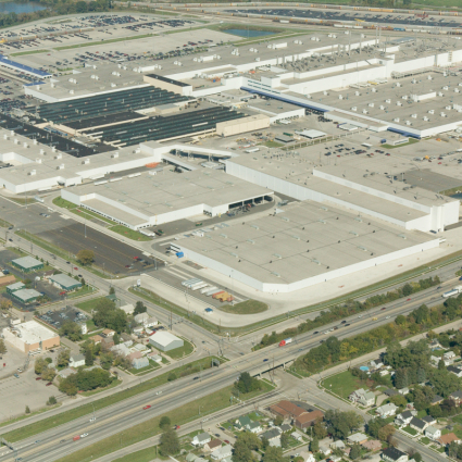 Fiat Chrysler Jeep Assembly Complex