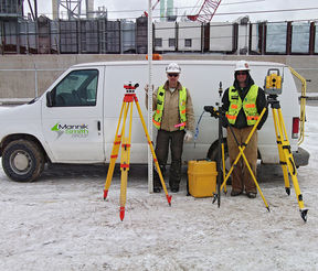 Survey Field Crew