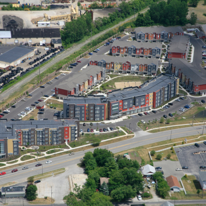 University of Toledo EDGE Student Housing Development