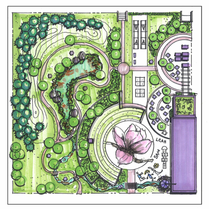 UpTown Green Conceptual Plan