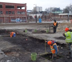 Urban Archaeology on the East Riverfront